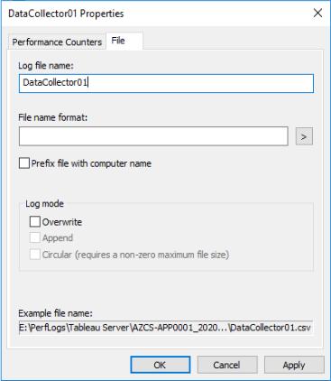 Tableau Server Hardware Performance Tuning