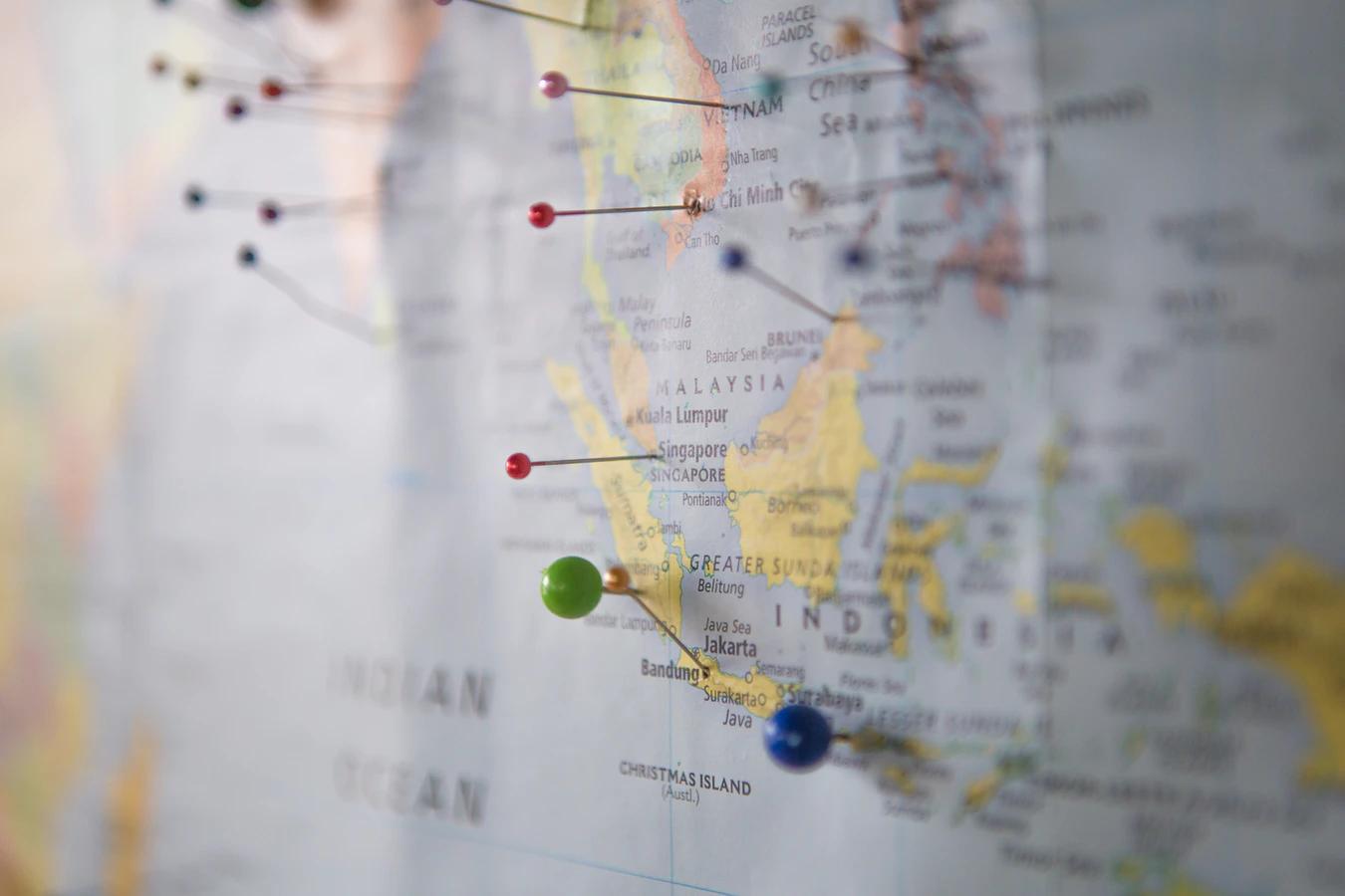 Location Analytics Explained, Map