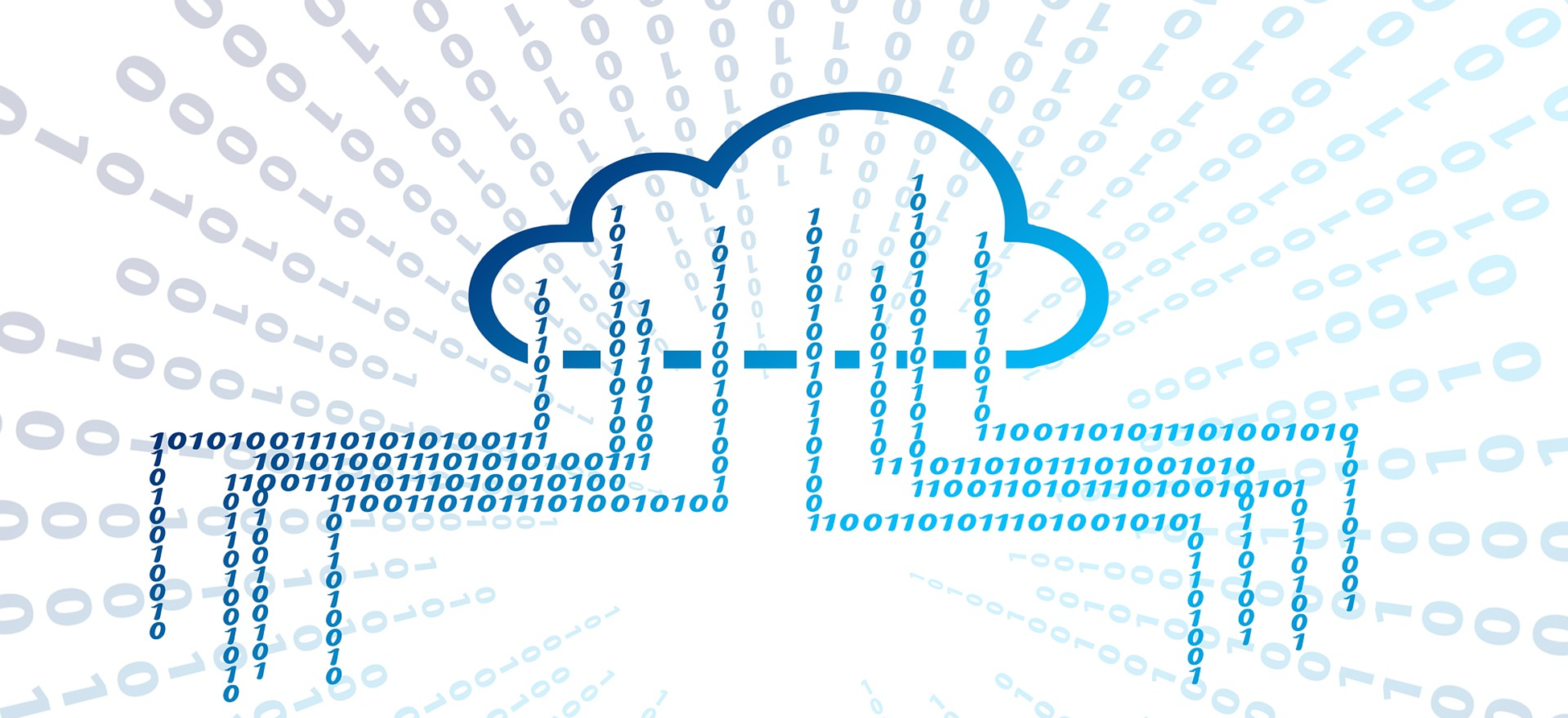Utilizing the cloud for storing NoSQL data